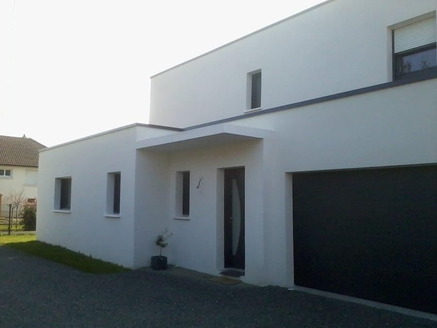 Réalisation d'une maison à Ballan-Miré 37510