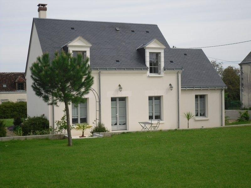 Réalisation d'une maison à Montlouis-sur-Loire 37270