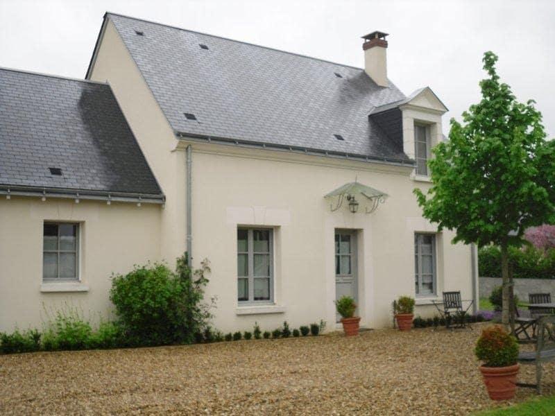 Réalisation d'une maison traditionnelle à Montlouis-sur-Loire 37270