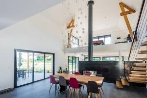 Maison contemporaine à Rochecorbon 37210