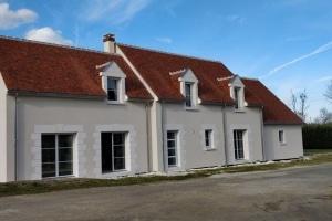 réalisation d'une maison traditionnelle Loches 37600