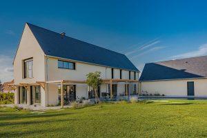 maison contemporaine rochecorbon